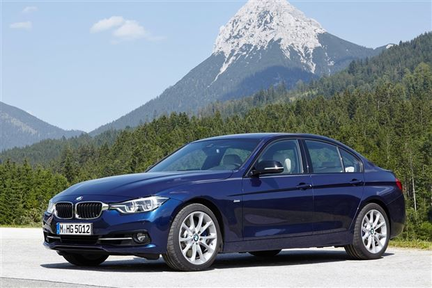 Read about the Autos.ca Buyer's Guide: 2016 BMW 3 Series