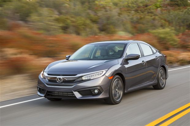 Read about the Autos.ca Buyer's Guide: 2016 Honda Civic