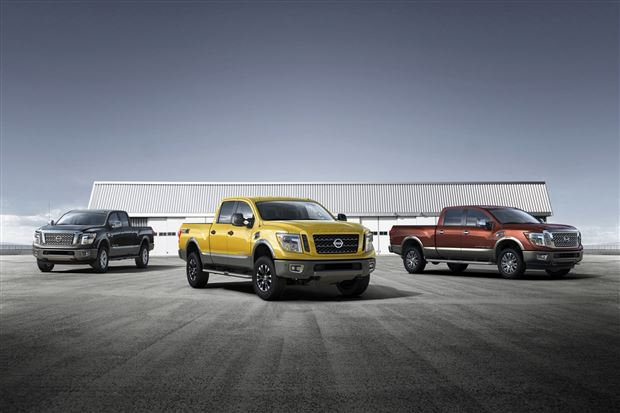 Read about the Autos.ca Buyer's Guide: 2016 Nissan Titan XD