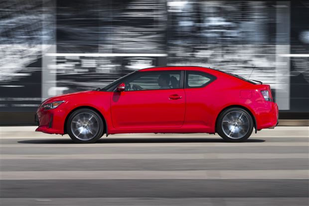 Read about the Autos.ca Buyer's Guide: 2016 Scion tC