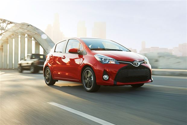 Read about the Autos.ca Buyer's Guide: 2016 Toyota Yaris Hatchback