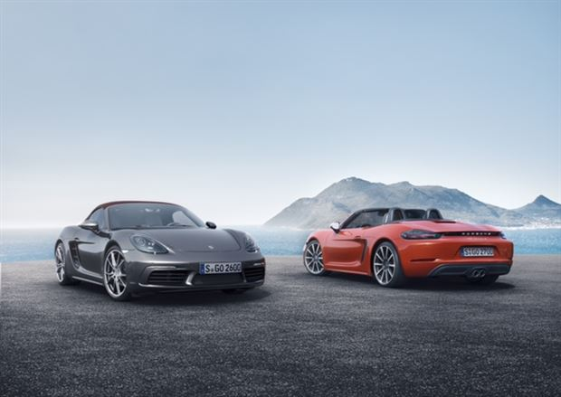 Read about the Autos.ca Porsche Releases 718 Boxster Pricing and Specifications