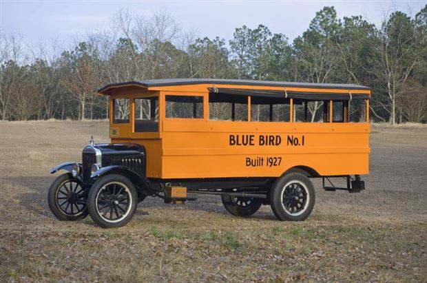 Read about the Autos.ca Museum acquires first steel-body school bus