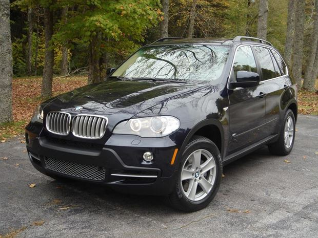 first drive 2007 bmw x5. Black Bedroom Furniture Sets. Home Design Ideas