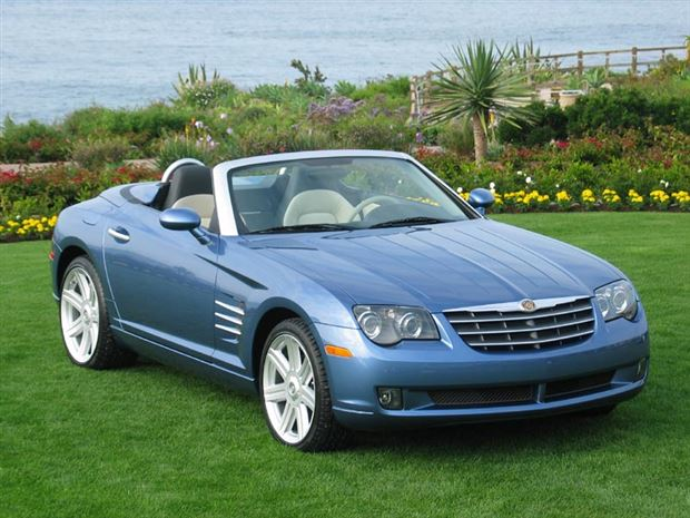 used vehicle review chrysler crossfire 2004 2007. Black Bedroom Furniture Sets. Home Design Ideas