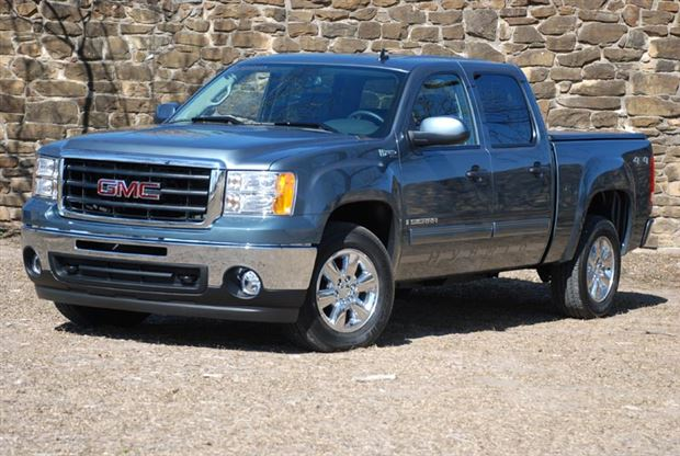 Read about the Autos.ca First-Drive: 2009 Chevrolet Silverado/GMC Sierra Hybrids