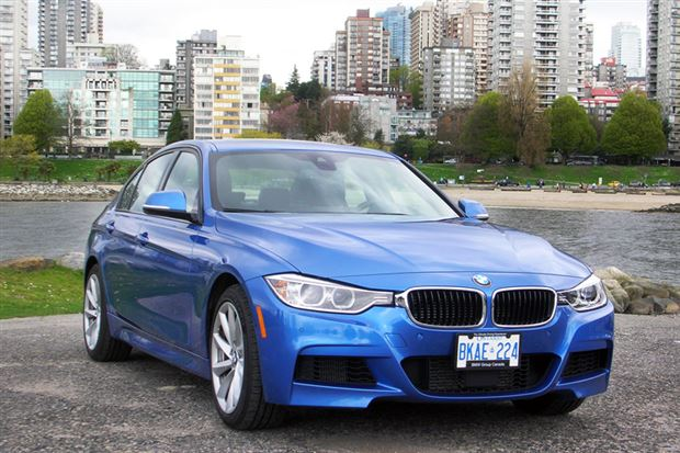 Test Drive: 2013 BMW 335i xDrive M Sport - Autos.ca