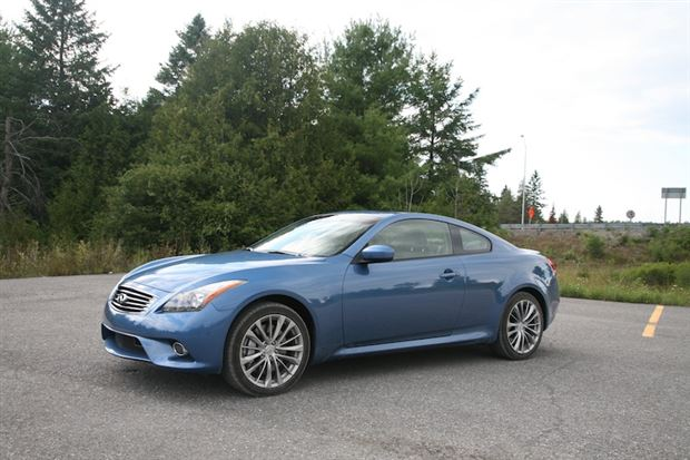 day by day review 2013 infiniti g37s awd coupe. Black Bedroom Furniture Sets. Home Design Ideas