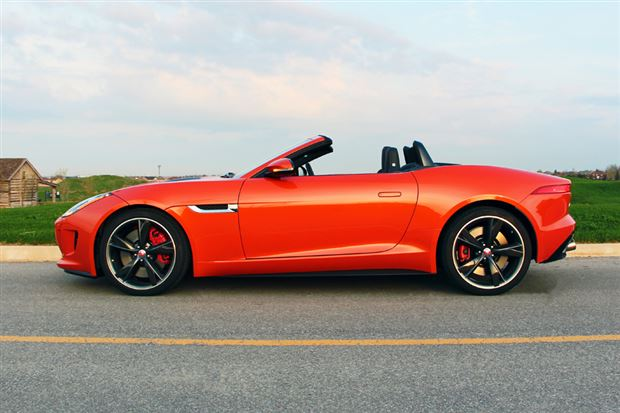 about the test drive 2014 jaguar f type convertible v8 s. Cars Review. Best American Auto & Cars Review