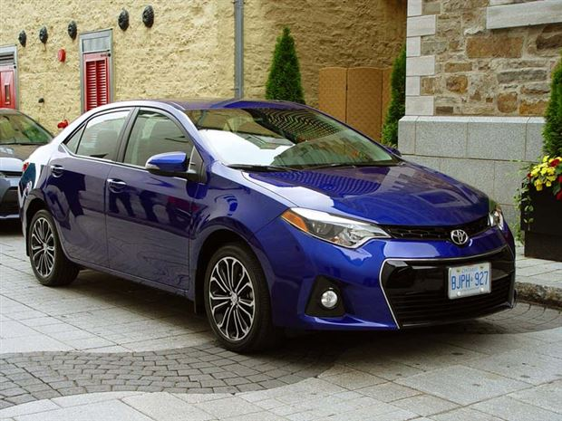 First Drive: 2014 Toyota Corolla - Page 4 of 4 - Autos.ca ...