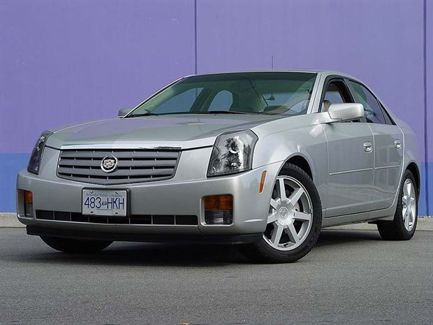 Used Vehicle Review: Cadillac CTS, 2003-2007 - Autos.ca